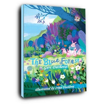 THE BLUE FOREST / GERI DECHEVA – английско издание